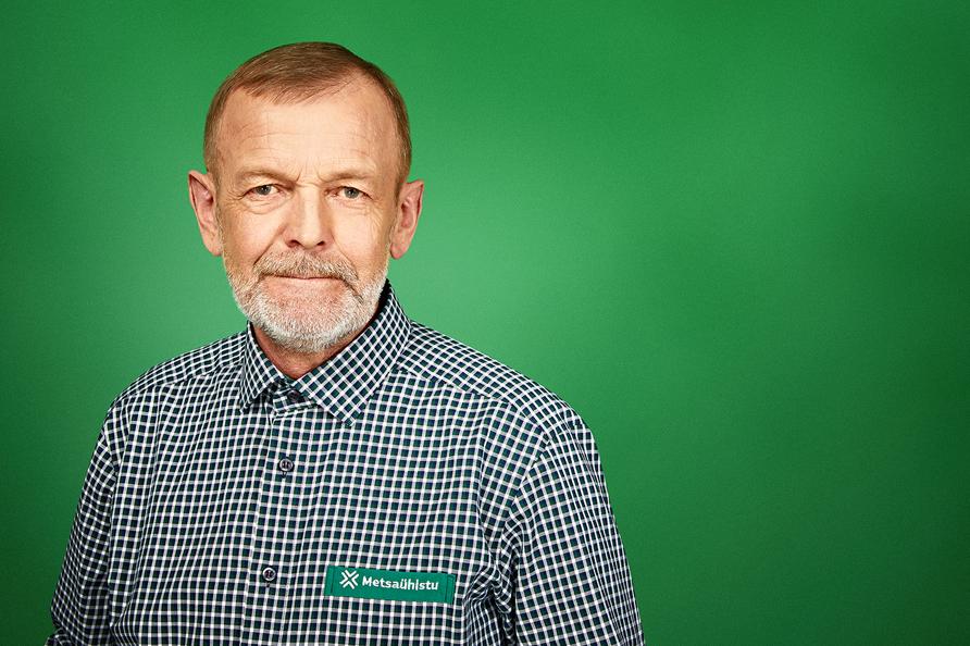 Kalle Peterson. Põlvamaa Metsaühistu